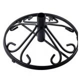 Arlington House Wrought Iron Umbrella Base (#108)