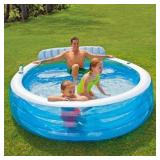 Intes Family Inflatable Lounge Pool (#152)