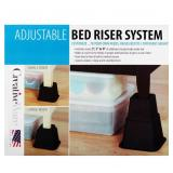 CreativeWare Adjustable Bed Riser System