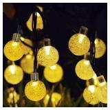LED Solar String Ball Lights (#68)