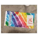 Tie Dye Birthday Party Set (#186,#189,#193)