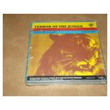 Terror of The Jungle 8mm Movie (Sealed, part of