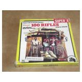 100 Rifles Super 8 mm Movie (Sealed)