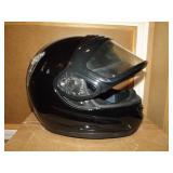 Raptor Motorcycle Helmet w/Bag Size XL