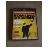 Michael Moore Bowling For Columbine DVD