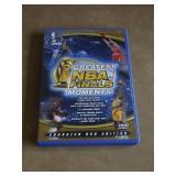 NBA Finals Greatest Moments DVD