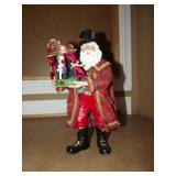 """KSA Frabric Mache Musical """"Santa Drosselmeir"""""""