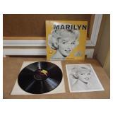 Marilyn Monroe Vinyl Album