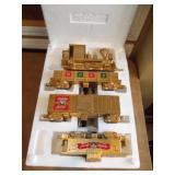 Lionel Christmas Stocking Hanger Set