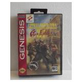"""Sega Genesis """"LETHAL ENFORCERS II GUN FIGHTERS"""""""