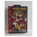 "Sega Genesis ""MICKEY MANIA""  Video Game"