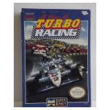 """Nintendo NES """"Al Unser Jr.TURBO RACER"""" Video Game"""