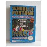 "Nintendo NES ""WHEEL OF FORTUNE"" Video Game"