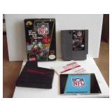 "Nintendo NES ""NFL"" Video Game"