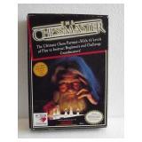 "Nintendo NES ""THE CHESS MASTER"" Video Game"