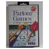 """Sega The Mega Cartridge """"PARLOUR GAMES"""""""