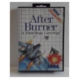 """Sega A Four Mega Cartridge """"AFTER BURNER"""""""