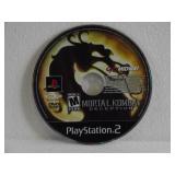 PS2 Mortal Combat Deception (Minor Surface
