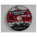 PS2 Freedom Fighters (Minor Surface Scratches)