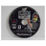PS2 WWF Smack Down! Just Bring It (Minor Surface