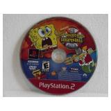 PS2 The Sponge Bob Square Pants Movie (Minor