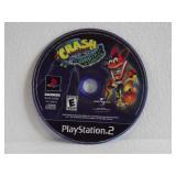 PS2 Crash Bandicoot The Wrath of Cortex (Minor