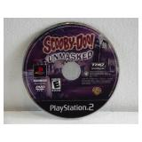 PS2 Scooby-Doo Umasked (Minor Surface Scratches)