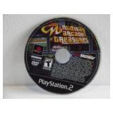 PS2 Midway Arcade Treasures (Minor Surface Scratc)