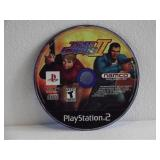 PS2 Time Crisis II (Minor Surface Scratches)