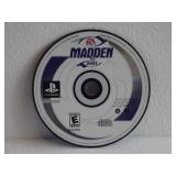 Plastation Madden NFL 2001 (Has surface scratches)