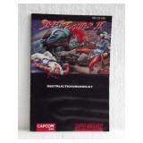 Street Fighter II - Super Nintendo Instruction