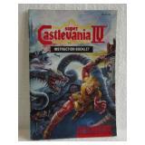 Super Castlevania IV - Super Nintendo Instructiont