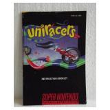 Uniracers - Super Nintendo Instruction Booklet