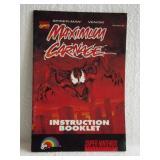 Spider-Man Venom Maximum Carnage - Manual
