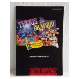 Tetris & Dr. Mario - Super Nintendo Manual