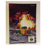 Super Mario 64 - N64 Instruction Booklet