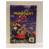 Mario Kart 64 - N64 Instruction Booklet