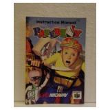 Paperboy - N64 Instruction Booklet