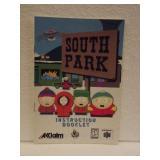 South Park - N64 Instruction Booklet