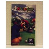 Mario Golf Toadstool Tour - Nintendo Game Cube