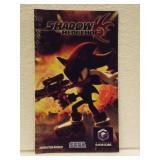 Shadow The Hedgehog - Nintendo Game Cube Instruct