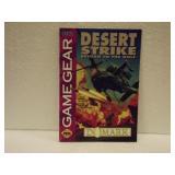 Desert Strike Return To The Gulf - Sega Game Gear