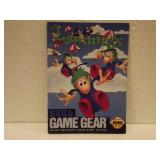 Lemmings - Sega Game Gear Instruction Manual