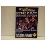 WWE Wrestle Mania Steel Cage Challenge - Sega