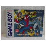 Spider-Man X-Men Arcades Revenge - Nintendo Game