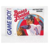 Bases Loaded - Nintendo Game Boy Instruction Book