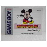 Mickey Mouse Magical Wands! - Nintendo Game Boy