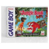 The Jungle Book - Nintendo Game Boy Instruction