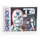 T2 The Arcde Game - Nintendo Game Boy Instruction