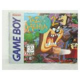 Taz Mania - Nintendo Game Boy Instruction Booklet